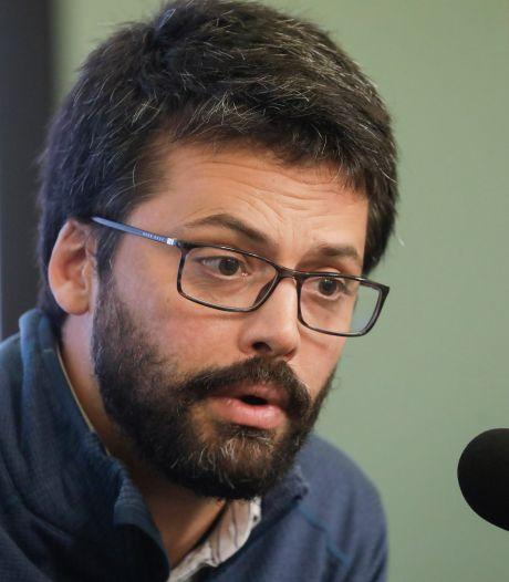"""Emmanuel André démissionne de son poste de coordinateur """"tracing"""""""