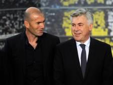 """Le bel hommage d'Ancelotti à Zidane: """"Il a fait un travail fantastique"""""""