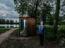 Dankzij Dorien kunnen gasten van De Breuly voortaan gewoon naar de wc: 'Best een beetje trots'