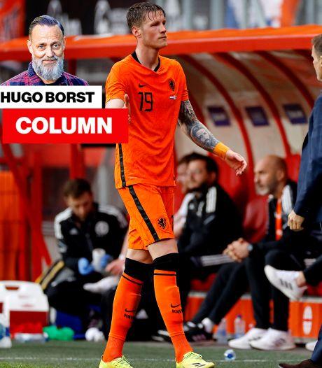 Column Hugo Borst | Dat Frank de Boer voor Wout Weghorst kiest is rampzalig