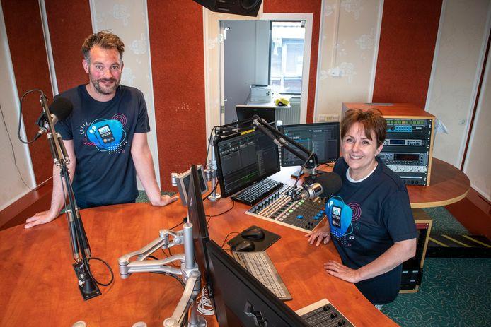 Stefan Daane en Elsa van Hermon presenteren opnieuw de Zeeuwse Top 40.