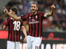 De vier uitdagers van alleenheerser Juventus in de Serie A