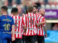 Sparta dompelt VVV dieper in rouw en mag dromen van play-offs