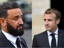 """""""Hanouna, conseiller secret de Macron"""": l'animateur répond à la nouvelle Une de Paris Match"""
