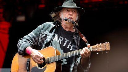 Neil Young klaagt campagne Donald Trump aan voor onwettig gebruik van zijn muziek