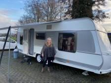 Geen stop op foto's van demonstrerende woonwagenfamilie Wolters in Goor door opsporingsambtenaren, motie verworpen