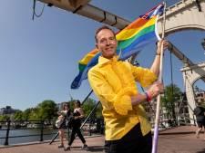 Oprichter Gay Pride Amsterdam: 'Zelf durf ik niet op zo'n blote boot'