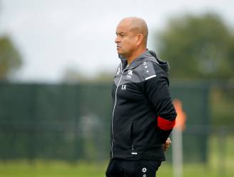 """Coach Erick Rios wil bij Ronse vooral de juiste mentaliteit zien: """"Gebrek aan ervaring compenseren met karakter"""""""