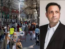 """REEKS. Hoe corona Antwerpen veranderde:  """"Als we de pretentie van beste shoppingstad willen hebben, moet het elke dag feest zijn in de stad"""""""