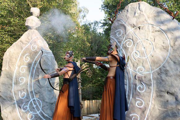In Land of Legends ga je de strijd aan om de natuurelementen te beschermen.