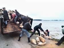 Als het water stijgt is litteken van '95 nooit ver weg in Ooijpolder: evacueren, het zou toch niet?