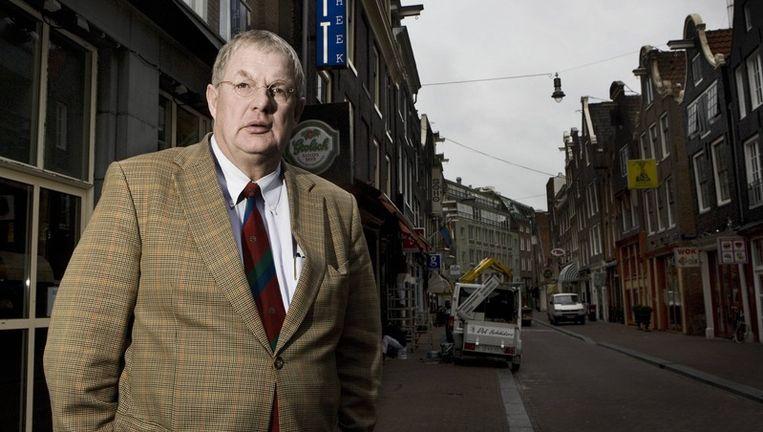 Sjoerd Kooistra. Foto Jan van Breda Beeld