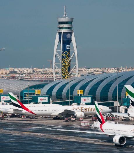 Deux avions entrent en collision à l'aéroport de Dubaï