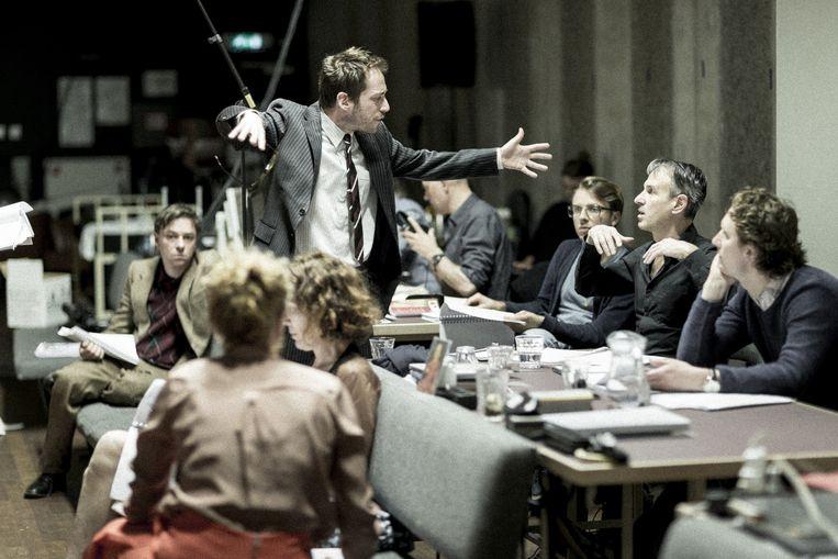 Kings of War productieproces Beeld Ivo van Hove