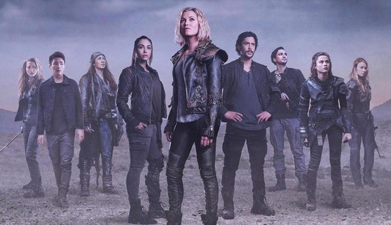 The 100 Beeld The CW