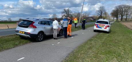 'Sirene-schade' ontstond tijdens oefenrit van politie tussen Lochem en Deventer