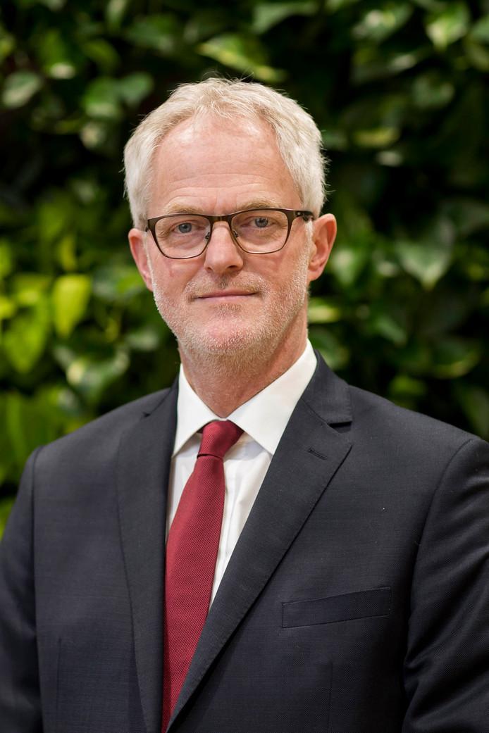Zorgwethouder Piet Vreugdenhil (CDA).