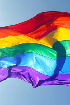 Ook Veenendaal gaat dit weekend de regenboogvlag hijsen
