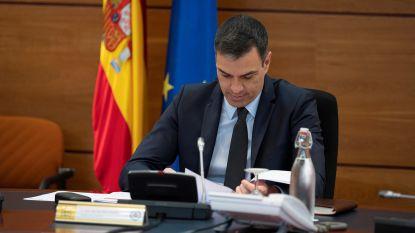 Spanje kondigt tien dagen van nationale rouw af voor coronadoden
