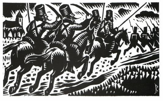 De kozakken uit Rusland verdreven de Fransen en bevrijdden zo Wijhe. De Russen bleven langere tijd in het dorp aan de IJssel, maar gedroegen zich daar op zijn zachts gezegd niet al te netjes.