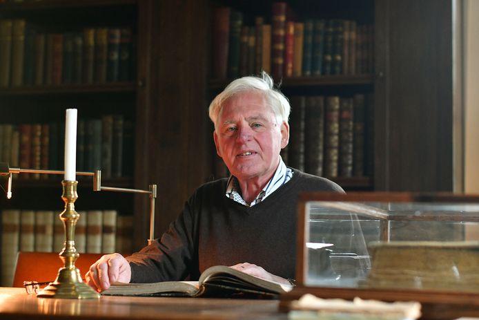 Matthijs Wanrooij over zijn huis, de nieuwe ramen en het boek dat hij schreef over zijn leven en visie op de wereld.