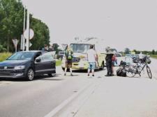 Fietser gewond bij ongeluk op plek waar het vaker misgaat