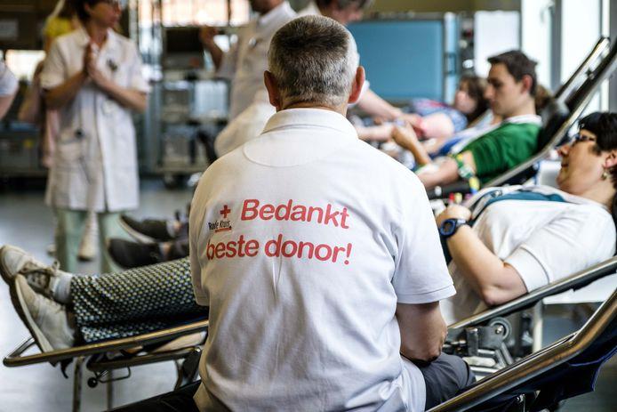 Bloed geven kan een mensenleven redden.