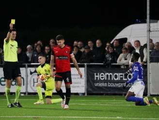 """Félix Reuse (Winkel Sport) na de 0-6-nederlaag tegen RC Genk: """"Na het galafeest nu opnieuw focus op de competitie"""""""