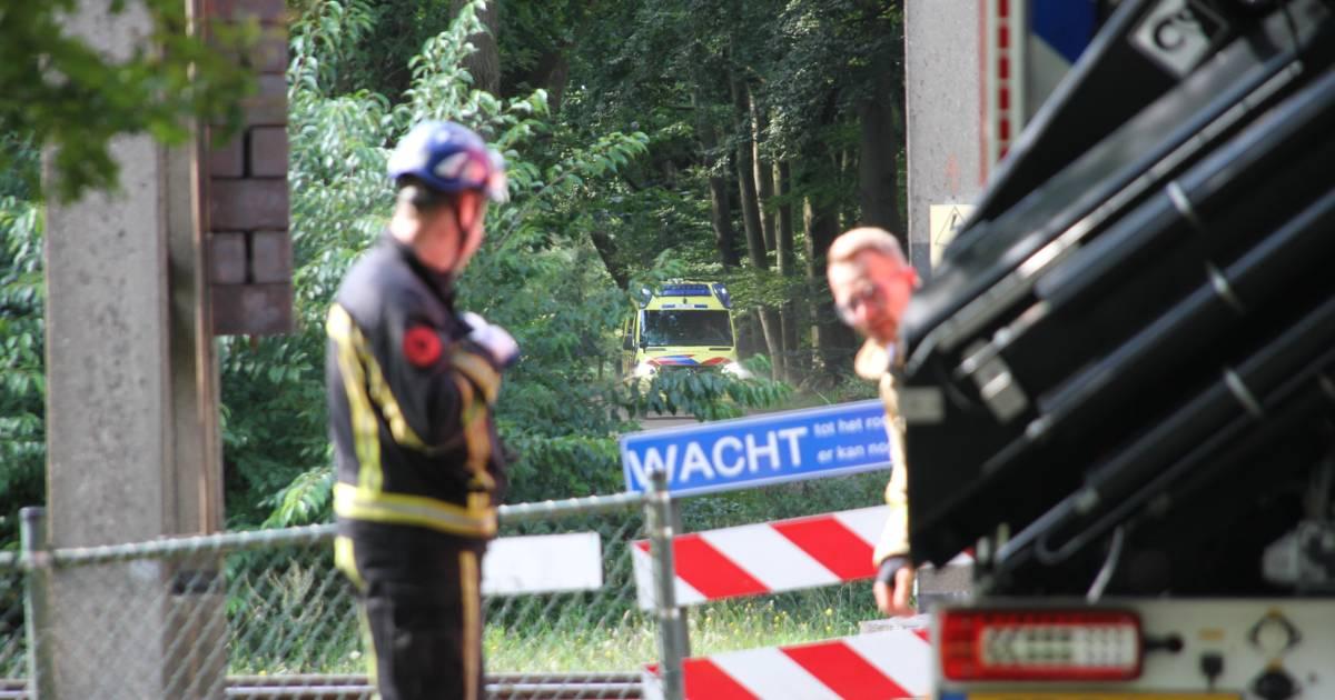 Geen treinen tussen Rijssen en Wierden na ongeluk.