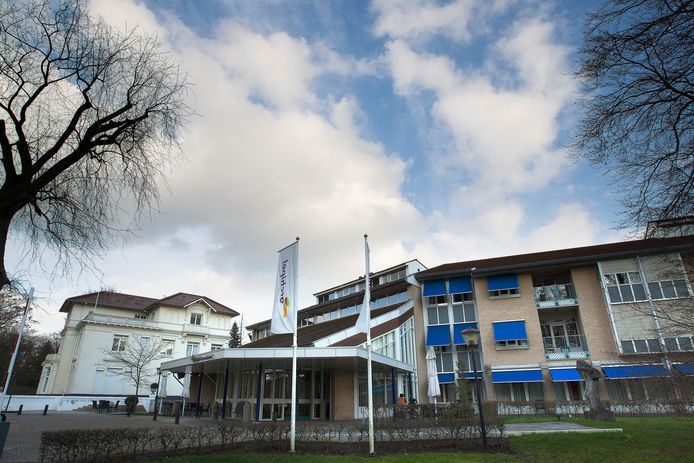 Archipel-verpleeghuis Dommelhoef in Eindhoven.