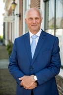 """Wethouder Adrie van der Maas: ,,We zijn blijven investeren in nieuwbouw. Je ziet dat dat wordt beloond door een groei van je bevolking."""""""