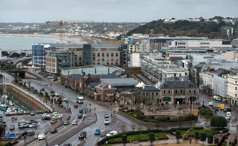 Er leven ongeveer 108.000 mensen in Jersey. Beeld AFP