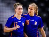 Handbalster Nycke Groot neemt snikkend afscheid: 'Dit doet zo ontzettend veel pijn'