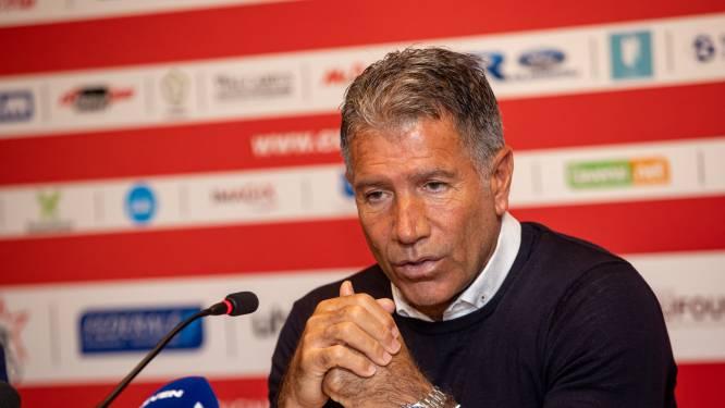 """Enzo Scifo officieel voorgesteld als hoofdtrainer Moeskroen: """"De doelstelling is om zo snel mogelijk terug naar 1A te gaan"""""""