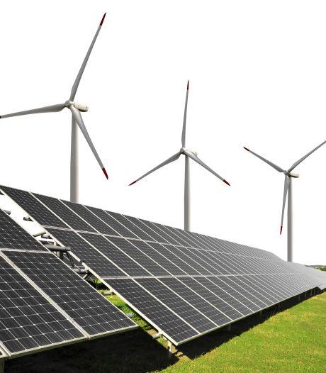 Forse kritiek natuurorganisaties op energieplan Zuidoost-Brabant