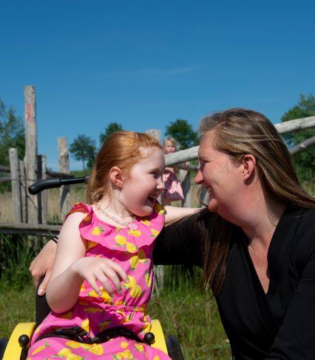 Wandelmissie Willemijn volbracht: Komst handicapvriendelijke speeltuin in Apeldoorn stuk dichterbij