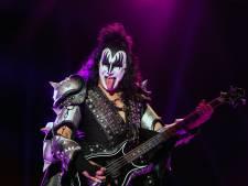 Glamrockband KISS voor laatste keer naar Ziggo Dome