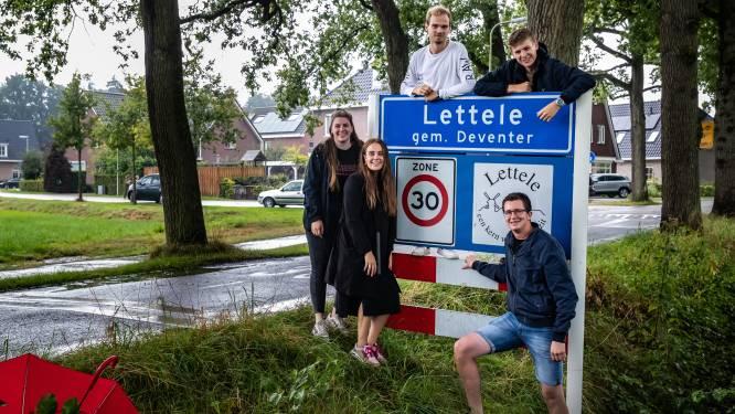Lettelse jongeren maken vuist tegen achterblijvende woningbouw: 'Vrienden verlaten links en rechts het dorp'
