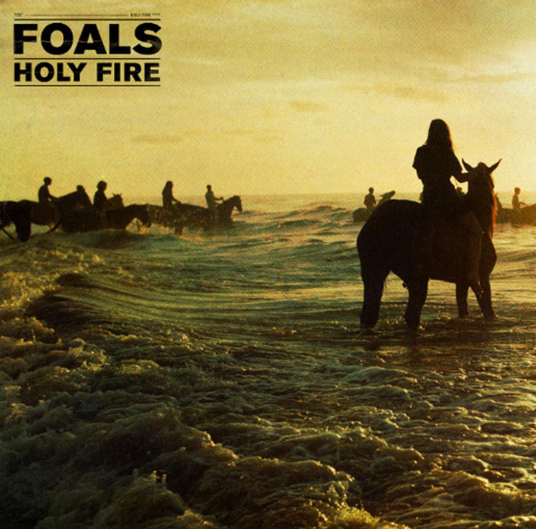 Foals - 'Holy Fire' ****   De Morgen