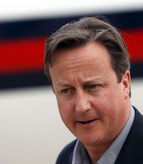 """Cameron va """"faire pression"""" pour la conférence de paix sur la Syrie"""