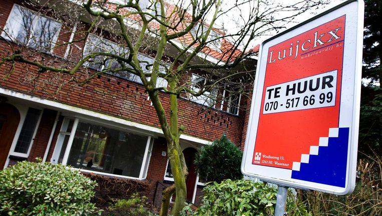 Huurwoning in Wassenaar Beeld anp