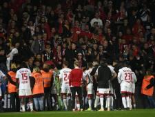 Le Standard mis à l'amende à deux reprises à cause des débordements de ses supporters