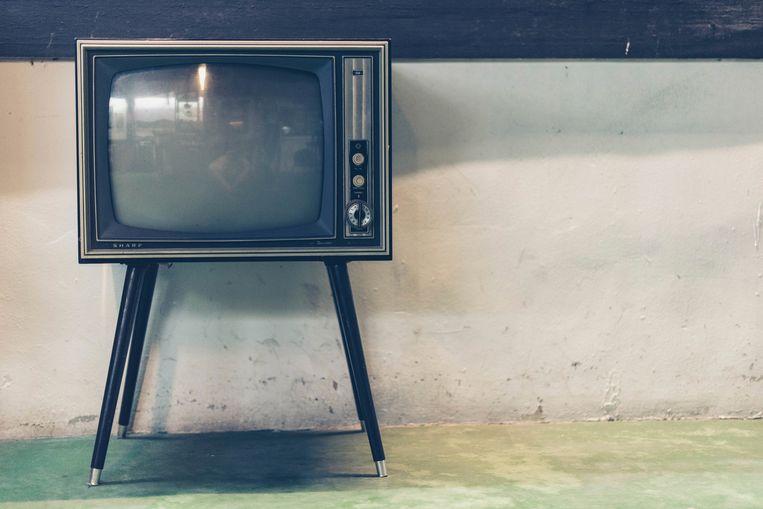 De televisie bepaalt voor een groot stuk hoe we naar de wereld kijken, maar stilaan lijkt die klassieke tv zijn invloed te verliezen. Beeld RV/Sven Scheuermeier