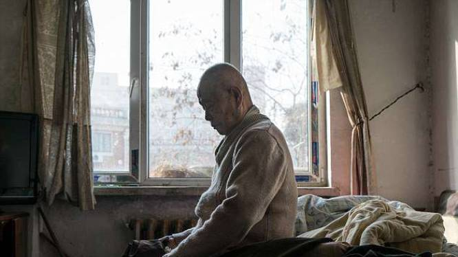 Chinees (85) wil geadopteerd worden, zodat hij niet alleen hoeft te sterven