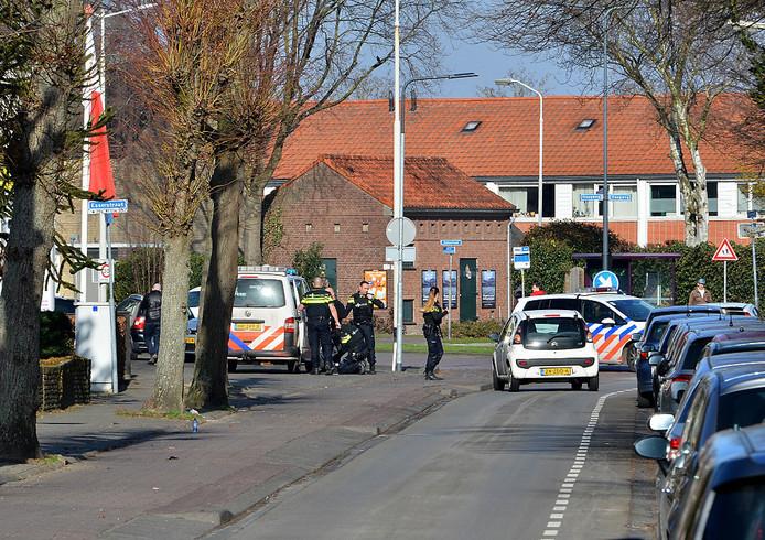 Op 14 februari 2017 moest de wijk Princenhage ontruimd worden en was de Explosieven Opruimingsdienst Defensie (EOD) ter plaatse na de vondst.