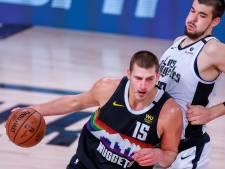 Jokic helpt Denver Nuggets aan Game 7 tegen LA Clippers