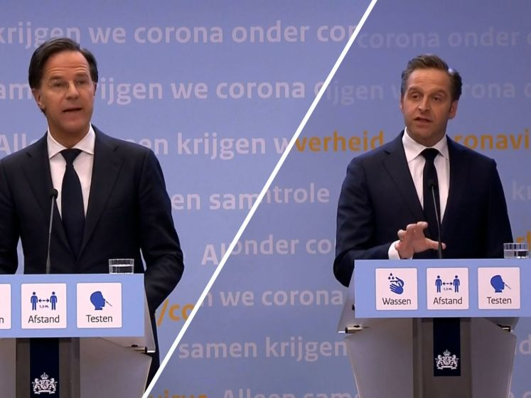 Kabinet presenteert stappenplan voor komende maanden: 'Einde in zicht'