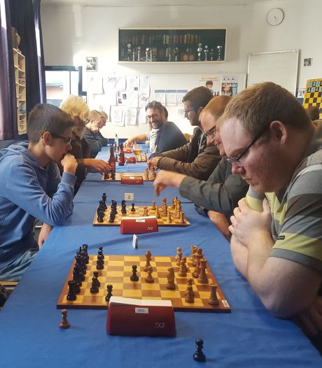 Clubloze schaker wint Open Zeeuws kampioenschap rapid