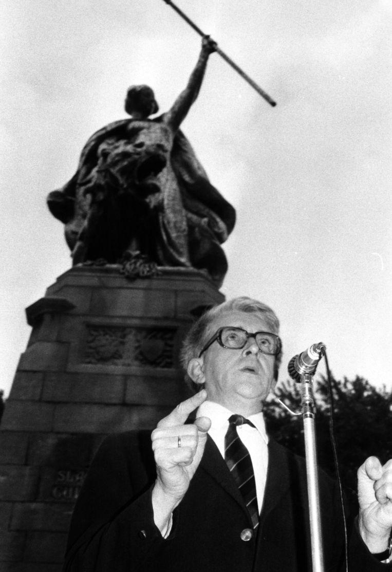 Karel Dillen in 1978.