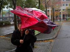 Opletten geblazen: harde windstoten en gladde wegen in de regio